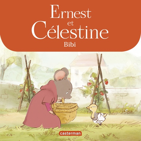 Béatrice Marthouret - Ernest et Célestine  : Bibi.