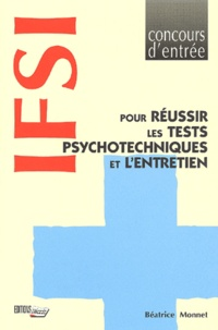 IFSI. - Pour réussir les tests psychotechniques et lentretien.pdf