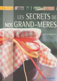 Béatrice Montevi - Les secrets de nos grand-mères.