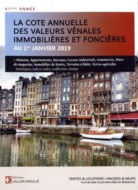 Béatrice Moullé - Valeurs vénales au 1er janvier 2019.