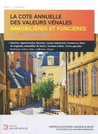 Béatrice Moullé - Valeurs vénales au 1er janvier 2021.