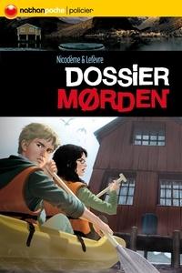 Béatrice Nicodème et  Lefevre - Dossier Morden.