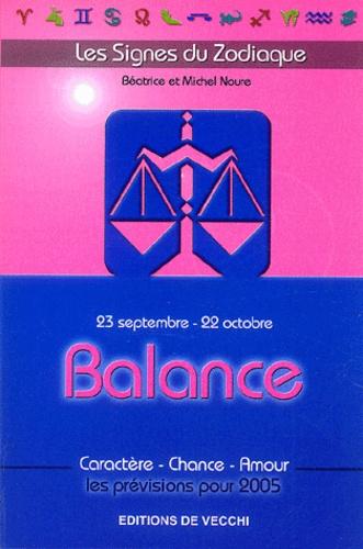 Béatrice Noure et Michel Noure - Balance.