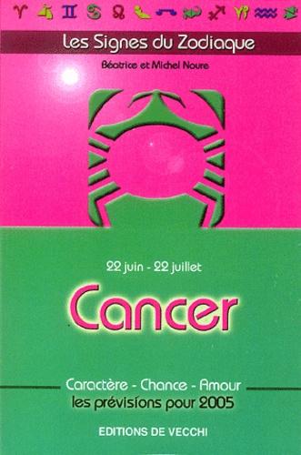 Béatrice Noure et Michel Noure - Cancer.