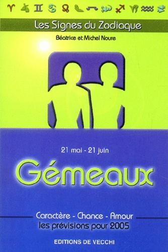 Béatrice Noure et Michel Noure - Gémeaux.