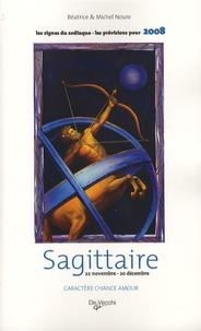 Béatrice Noure et Michel Noure - Sagittaire.