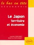 Béatrice Panchuquet et Laurent Porcheret - Le Japon, territoire et économie.
