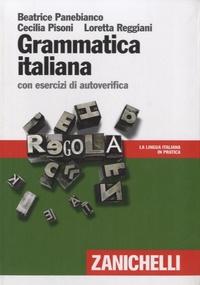 Beatrice Panebianco - Grammatica Italiana con esercizi di autoverifica.