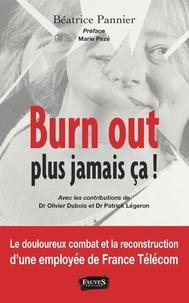 Deedr.fr Burn out, plus jamais ça! - Le douloureux combat et la reconstruction d'une employée de France Télécom Image