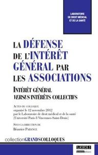 La défense de lintérêt général par les associations - Intérêt général versus intérêts collectifs.pdf