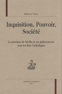 Galabria.be Inquisition, pouvoir, société - La province de Séville et ses judéoconvers sous les rois catholiques Image