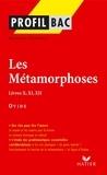 Béatrice Périgot - Profil - Ovide : Les Métamorphoses, Livres X, XI, XII - Analyse littéraire de l'oeuvre.