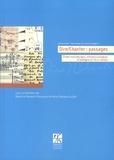 Béatrice Ramaut-Chevassus et Anne Damon-Guillot - Dire/chanter : passages - Etudes musicologiques, ethnomusicologiques et poétiques (XXe et XXIe siècles).