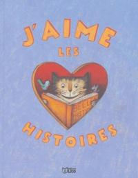Béatrice Rouer et Quentin Gréban - J'aime les histoires.