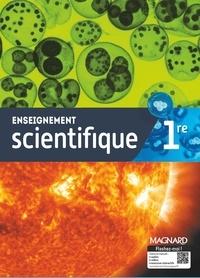 Histoiresdenlire.be Enseignement scientifique 1re - Manuel de l'élève Image