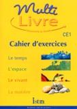 Béatrice Salviat et Maryse Clary - Multi livre CE1. - Cahier d'exercices.
