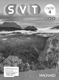 Béatrice Salviat et Julien Girault - SVT cycle 4 - Livre du professeur.