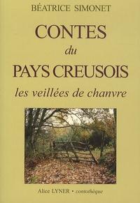 Béatrice Simonet - Contes du pays creusois - Les veillées de chanvre.