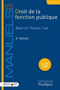 Google ebook télécharger Android Droit de la fonction publique (Litterature Francaise) par Béatrice Thomas-Tual 9782390132653 DJVU