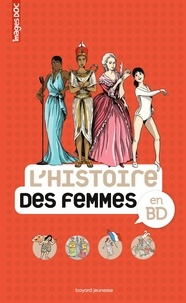Béatrice Veillon et Pascale Bouchié - L'Histoire des femmes en BD.
