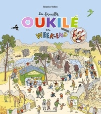Béatrice Veillon - La famille Oukilé en week-end.