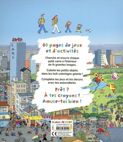 Le grand cahier d'activité de la famille Oukilé autour du monde