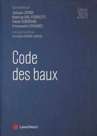 Béatrice Vial-Pedroletti et Jacques Lafond - Code des baux.