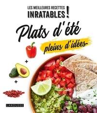 Béatrice Vigot-Lagandré - Les meilleures recettes inratables ! - Plats d'été pleins d'idées.