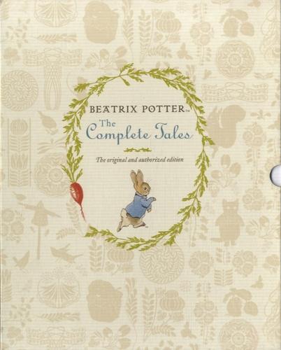 Beatrix Potter - Beatrix Potter, the Complete Tales.