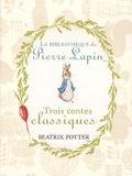 Beatrix Potter - Coffret Trois contes classiques - Pierre Lapin ; Jeannot Lapin ; Tom Chaton.