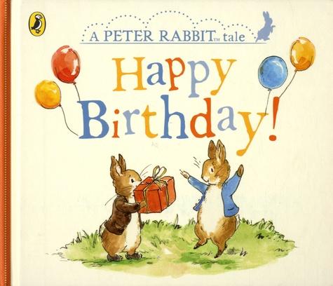 Beatrix Potter - Happy Birthday - A Peter Rabbit Tales.