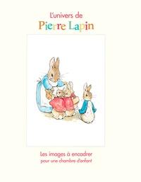 Beatrix Potter - Les images à encadrer Pierre lapin.