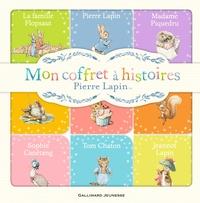 Beatrix Potter - Mon coffret à histoires Pierre Lapin - Coffret en 9 volumes.