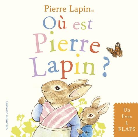 Où est Pierre Lapin?