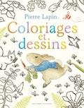 Beatrix Potter - Pierre Lapin - Coloriages et dessins.