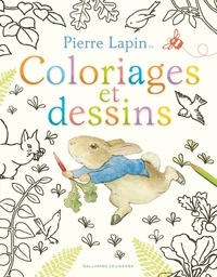 Beatrix Potter - Pierre Lapin - Coloriages et dessins.