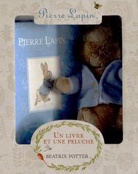 Beatrix Potter - Pierre Lapin - Un livre et une peluche.