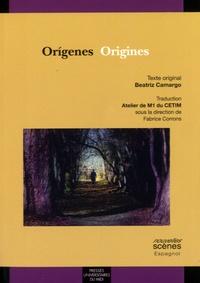 Deedr.fr Origenes - Origines Image