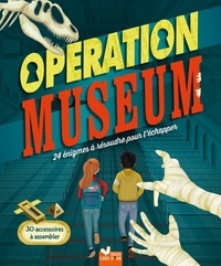 Beatriz Castro et Gareth Moore - Opération Museum.