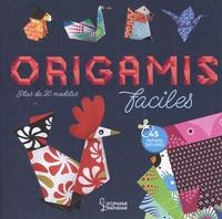 Beatriz Rivera Marinello - Origamis faciles - Plus de 20 modèles.