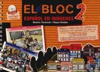 Beatriz Tarancon et Reyes Roldan - El Bloc 2 - Espanom en imagenes. 1 Cédérom