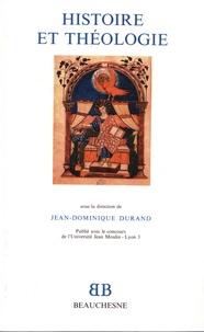 Jean-Dominique Durand - Histoire et théologie.