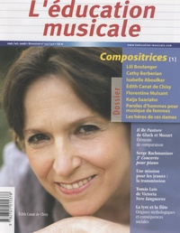 Beauchesne - L'éducation musicale N° 555/556, Septembr : Compositrices.