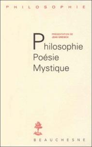 Maria Villela-Petit et Henri Meschonnic - Philosophie, poésie, mystique.