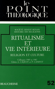 Roger Arnaldez - Ritualisme et vie intérieure - Religion et culture.