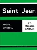 Donatien Mollat - Saint Jean - Maître spirituel.