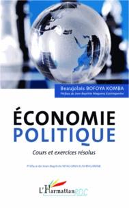 Openwetlab.it Economie politique - Cours et exercices résolus Image