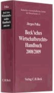 Beck'sches Wirtschaftsrechts-Handbuch 2008/2009.