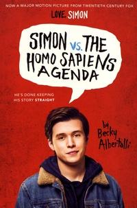Becky Albertalli - Simon vs. the Homo Sapiens Agenda.
