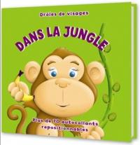 Becky Brookes et Paul Dronsfield - Dans la jungle.